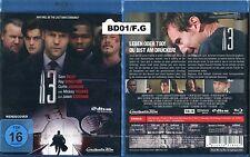 Blu Ray - 13 - Jason Statham, Mickey Rourke, Curtis Jackson / Neu/Ovp - Neuware