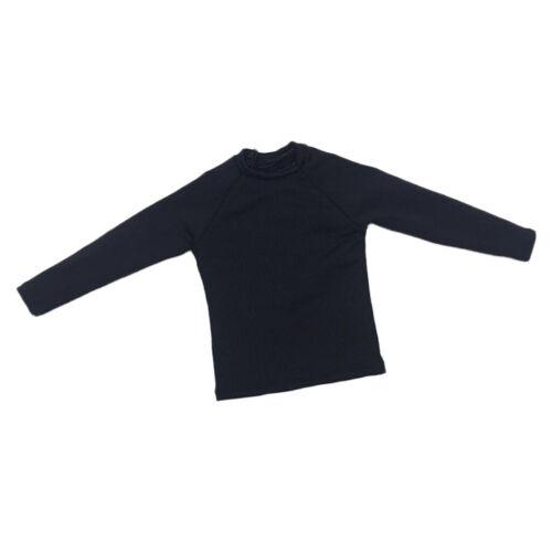 3Pcs 1//6 Man Sweatshirt Top Clothing for 12/'/' Sideshow Enterbay Male Hot Stuffed