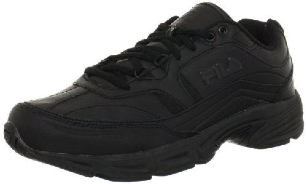Fila Men's Memory Workshift Slip Resistant Work shoes