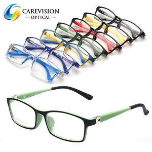 2edd6a24de3 TR90 Children Girl Boy Myopia Eyeglass Frame Spring Hinged Glasses ...