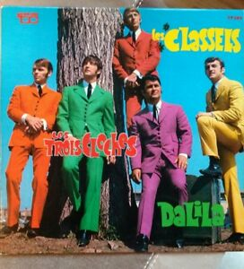 Les-Classels-034-Les-Trois-Cloches-034-French-Quebec-Yeye-Garage-Mod-Psy-Pop