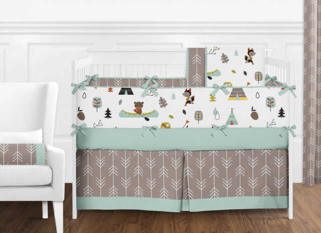 Crib Bedding Set For Online