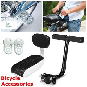 Sedile-Posteriore-Bicicletta-Seggiolino-Bici-con-Schienale-Bracciolo-Poggiapiedi
