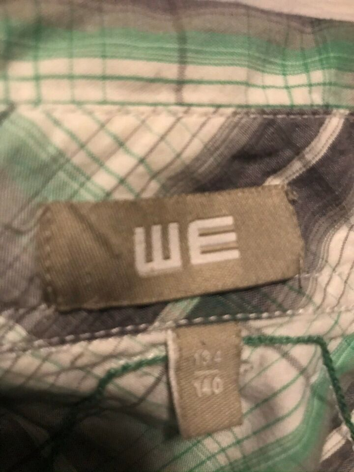 Skjorte, Skjorte, We