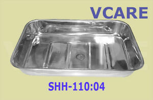 Surgical-Tray-without-Cover-SS-size-approx-12-034-x-9-034