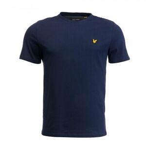 XXL Dusky Lilac Lyle /& Scott Men's Short Sleeve Crew Neck T-Shirt