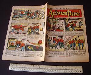 Nick Swift of the Planet Patrol. Space Adventure Comic Vintage 1952 #1427