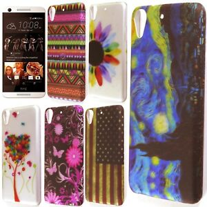 best service f7fad ca10a Slim Protective Unique Design Phone Cover Case for HTC Desire 626 ...