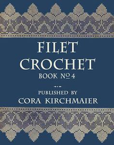 Filet Crochet Book
