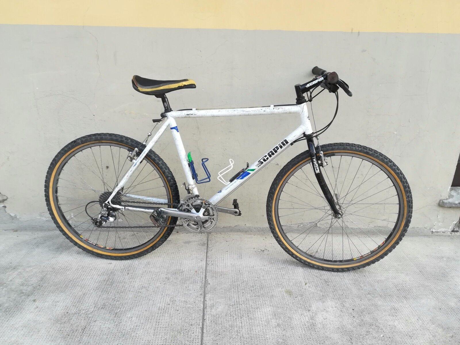 Mountain Bike MTB Scapin Team Columbus Vintage 90's