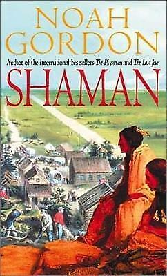 Shaman, Gordon, Noah, Used; Good Book