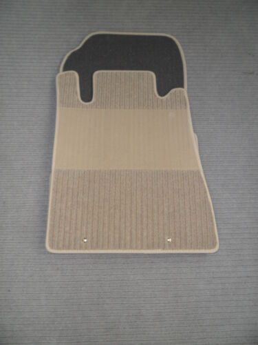 NEU BEIGE Lengenfelder Rips Fußmatten für Mercedes Benz W140 SEL S-Klasse