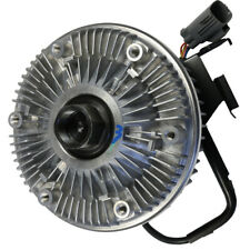 Electric Radiator Cooling Fan Clutch for 04-07 Dodge Ram 2500 3500 5.9 L6 Diesel