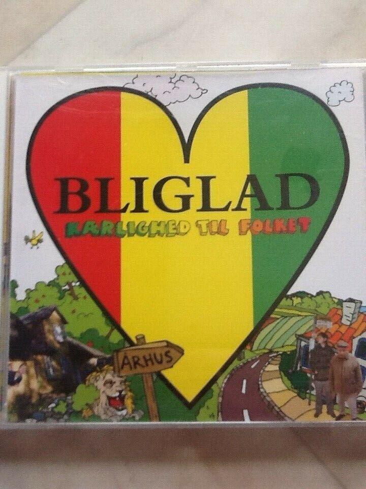 Bliglad. : Kærlighed til Folket., rock