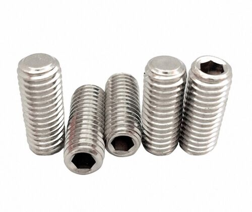 """304 Stainless Steel Select 2-56 to 3//8/""""-16 Allen Head Hex Socket Screws Bolts"""