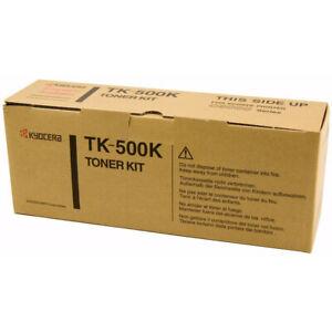 Kyocera-TK-500Y-Yellow-Toner