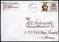 Poland 1998 Cover To Germany #C21209