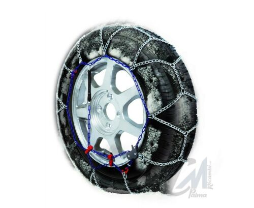 70 Goodyear premium 7 mm G7 a maglia ritorta 185//65-15 Catene da neve 77952 mis