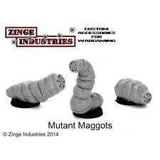 Zinge Industries 3 grandi vermi MOSTRI mutanti NUOVO Miniatures s-bhm02