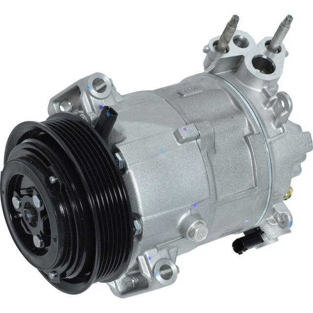 A/C Compressor Fits Chrysler Pacifica 2017-2019 OEM CVC V6