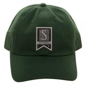Buy Harry Potter Slytherin Traditional Adjustable Dad Hat online  1a569220461