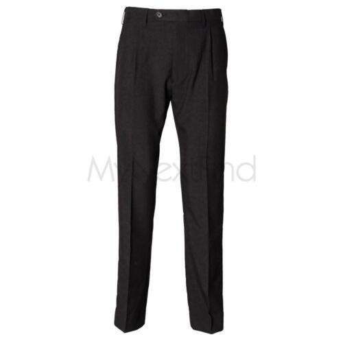 Henbury Polyester Single Pleat Trousers