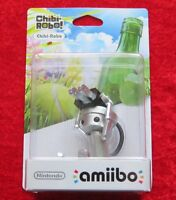 Chibi-Robo! amiibo Figur, Neu-OVP