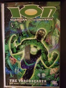 Ion-034-Torchbearer-034-Vol-1-TPB-Graphic-Novel-DC-Comics-2007-Green-Lantern