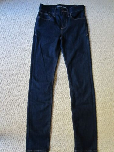 Grande 00r Size Trendy Womens Nwt Mia Jeans Skinny vestibilità vita Blue media Express a w8Cq7