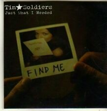 (BR630) Tin Soldiers, Just What I Needed - DJ CD