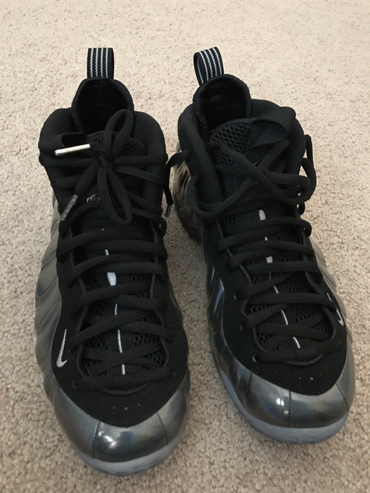Nike Air Foamposite One Hologram Size 10