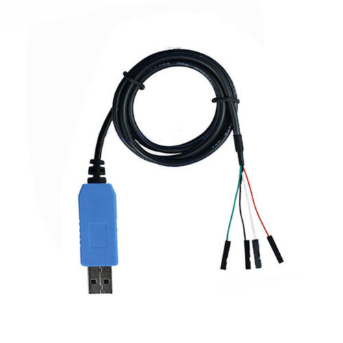 PL2303TA USB TTL to RS232  Converter Serial Adapter Cable F Win XP//7//8//8.1 B2AD