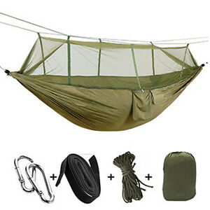 outdoor colorful hammock outdoor camping canvas hammock with