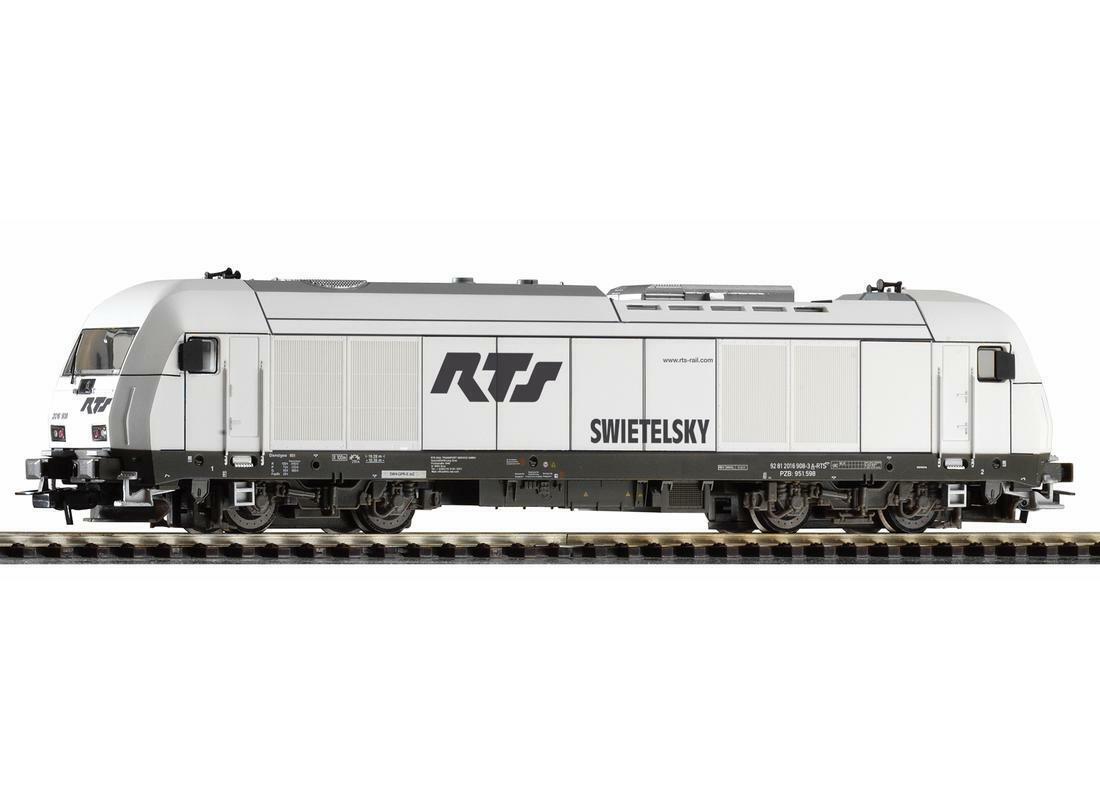 ventas en línea de venta PIKO 57987, diesel locomotora Hércules, RTS, RTS, RTS, nueva y original caja, H0  promociones