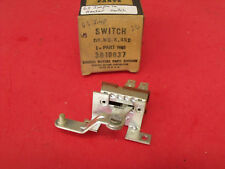 NOS 1963 Impala Heater Fan Blower Speed Switch NON-A//C 3819637 Heat Chevy