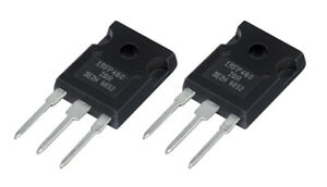 2-Stueck-Mosfet-N-Kanal-IRFP460-20A-500-V-Power-Transistor-TO-247-fuer-Arduino-Ras