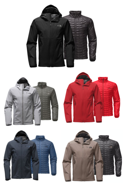 e464c1039 NORTH FACE MEN'S JACKET | THERMOBALL™ TRICLIMATE JACKET | RRP 300