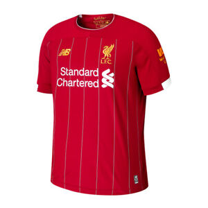 New Balance FC Liverpool Trikot Home 2019/2020 Rot