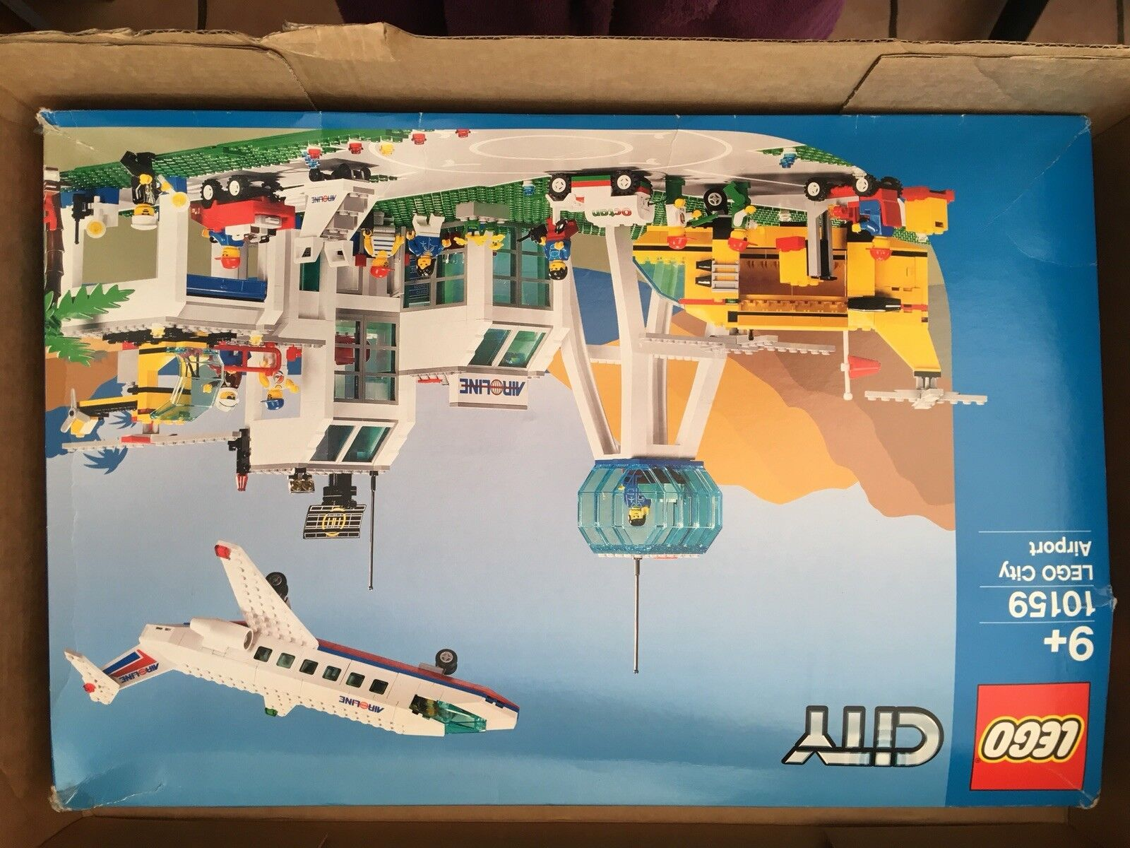 Lego City Airport 10159. New
