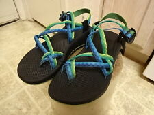 GREAT CONDITION NOT MUCH USED VERY CLEAN CHACO SPORT SANDALS WON 10 VIBRAM SOLE