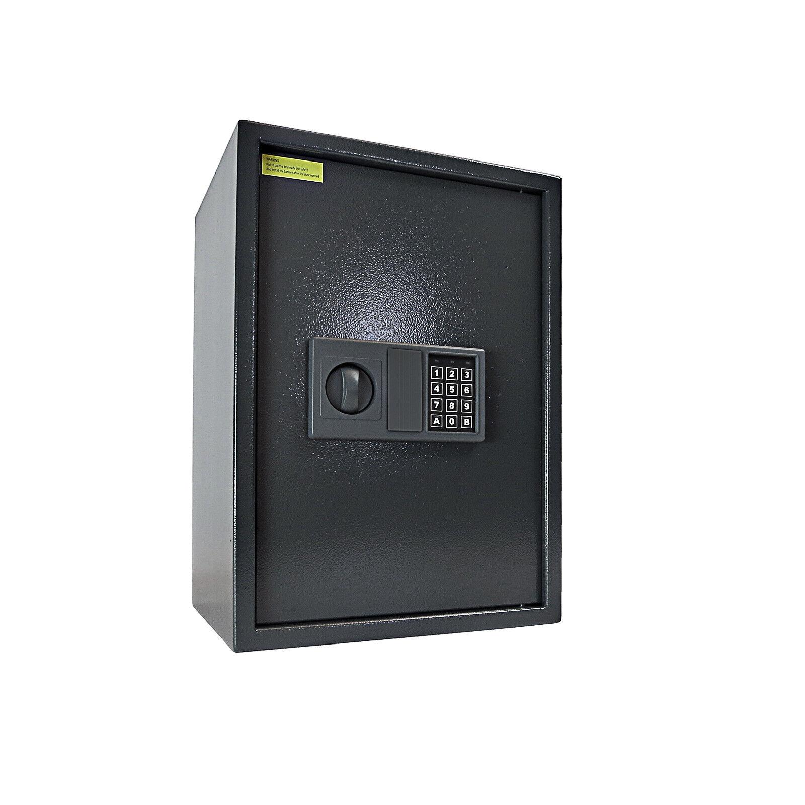 Grandes De Alta Seguridad Electrónico Digital Acero Hogar Seguro