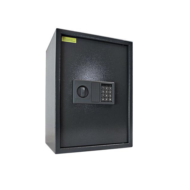 LARGE HIGH SECURITY ELECTRONIC DIGITAL SAFE STEEL HOME
