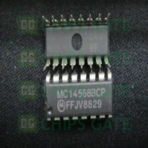 1PCS-MC14568BCP-DIP-16-ON