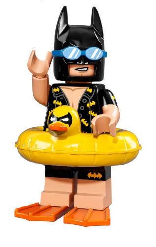 Lego Batman Película Minifiguras Serie 1-Elige tu propia CMF 71017