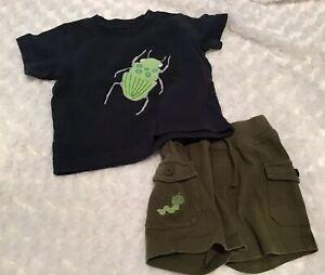 f739ec3cc116 Gymboree Baby Boy Outfit Set Size 6-12 Months In EUC (BIN AJ) | eBay