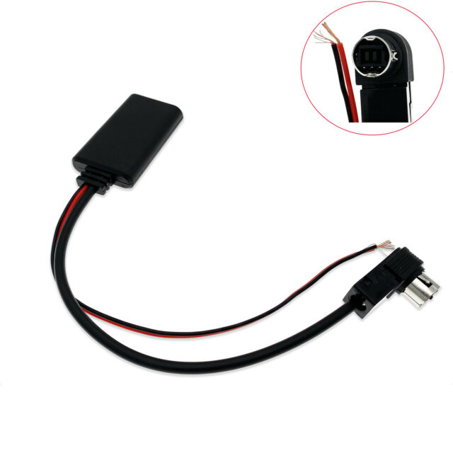 Bluetooth Module for Alpine KCA121B AI-NET CD AUX Cable Input Adapter
