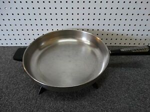 Vintage Farberware 12 Quot Electric Fry Pan 310 A Only No