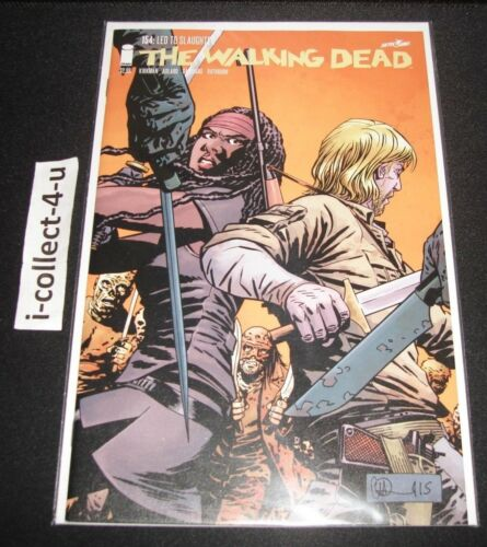 THE WALKING DEAD #154 NM 1st Print KIRKMAN Image Comics First Appearance BETA