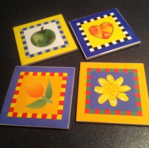 Maxwell & Williams Ceramic Coasters - Set of 4