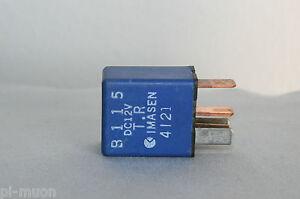 4 pin RELAY Mazda OEM Relay B115 LOT OF 2
